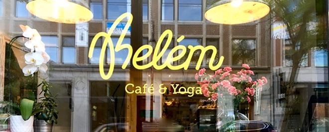 <strong>Belém Café & Yoga</strong>